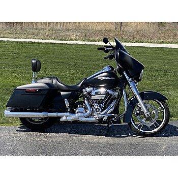 2017 Harley-Davidson Touring Street Glide for sale 201012880