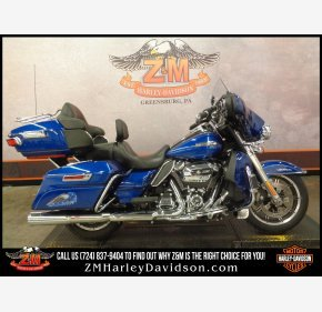 2017 Harley-Davidson Touring Electra Glide Ultra Classic for sale 201017305
