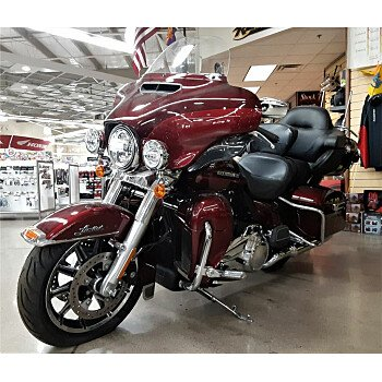 2017 Harley-Davidson Touring Ultra Limited for sale 201043303
