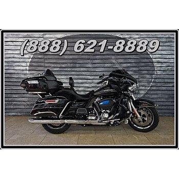 2017 Harley-Davidson Touring for sale 201043738