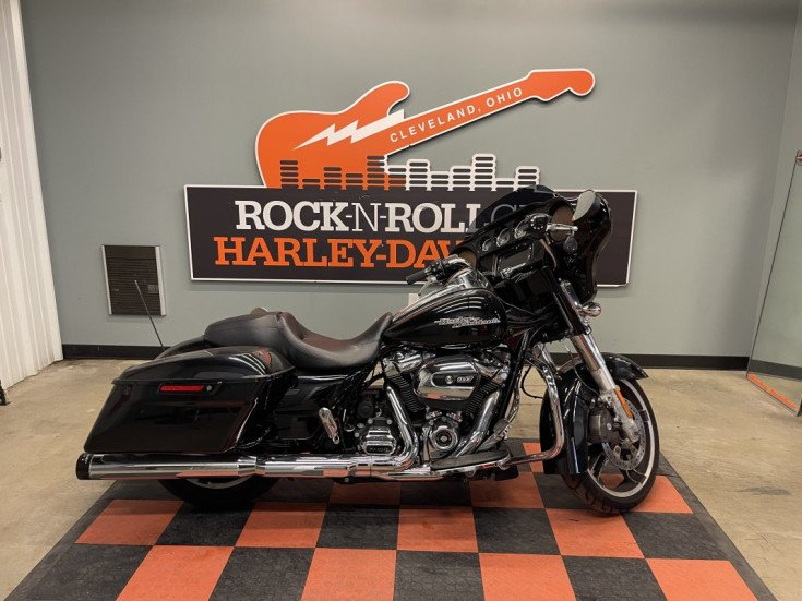 2017 Harley-Davidson Touring Street Glide Special for sale 201067887