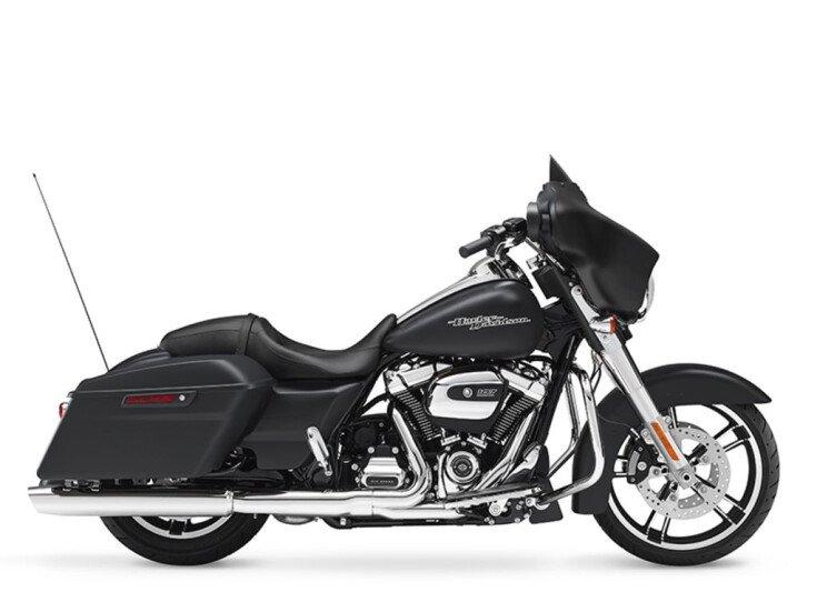 2017 Harley-Davidson Touring Street Glide for sale 201071196