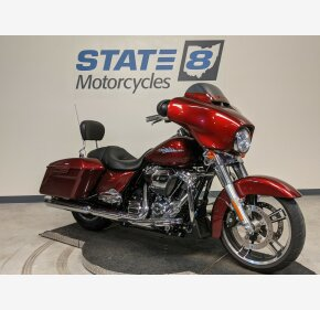 2017 Harley-Davidson Touring Street Glide for sale 201075103