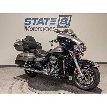 2017 Harley-Davidson Touring Ultra Limited for sale 201075104