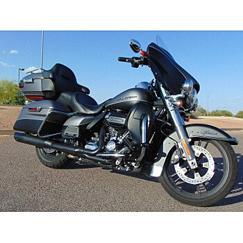 2017 Harley-Davidson Touring Ultra Limited for sale 201076964