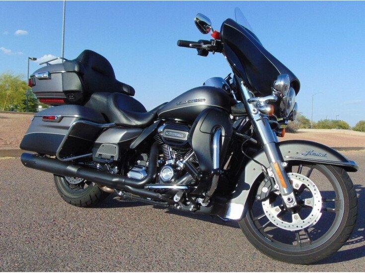 2017 Harley-Davidson Touring Ultra Limited for sale 201076964