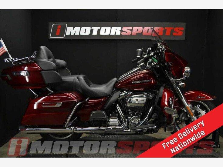 2017 Harley-Davidson Touring Ultra Limited for sale 201078467