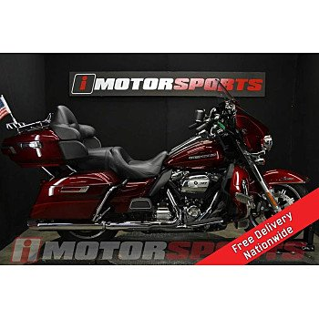 2017 Harley-Davidson Touring Ultra Limited for sale 201078787