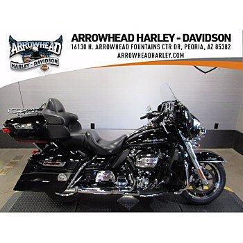 2017 Harley-Davidson Touring Ultra Limited for sale 201093265