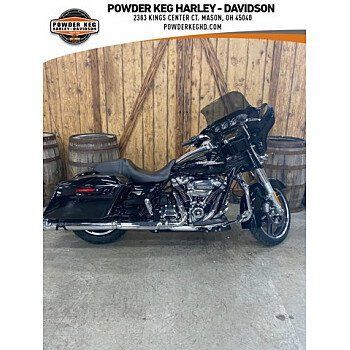 2017 Harley-Davidson Touring Street Glide Special for sale 201108899