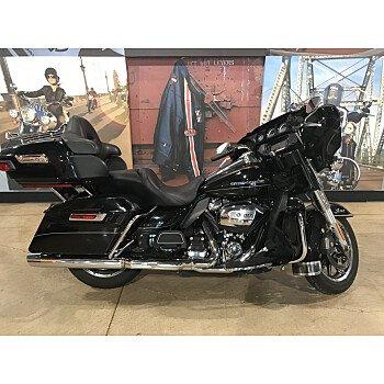 2017 Harley-Davidson Touring Ultra Limited for sale 201110816