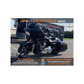 2017 Harley-Davidson Touring for sale 201123619