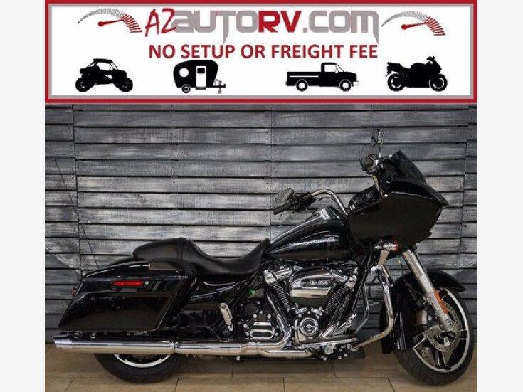 2017 Harley-Davidson Touring for sale 201173501