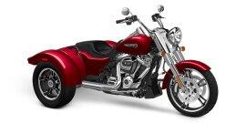 2017 Harley-Davidson Trike Freewheeler specifications