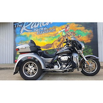 2017 Harley-Davidson Trike Tri Glide Ultra for sale 200626637