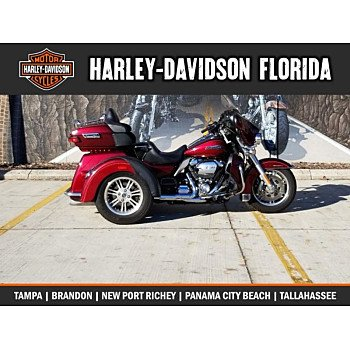 2017 Harley-Davidson Trike Tri Glide Ultra for sale 200647259
