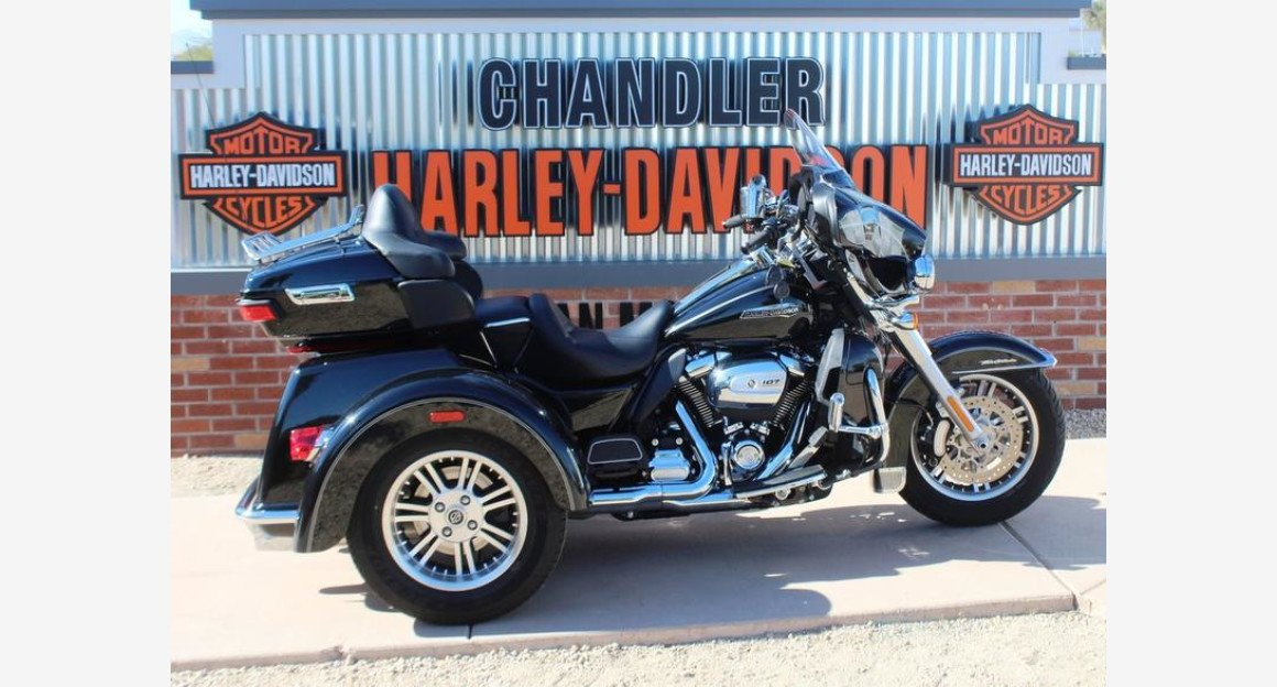 2017 Harley-Davidson Trike Tri Glide Ultra for sale 200663229