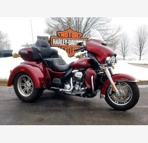 2017 Harley-Davidson Trike Tri Glide Ultra for sale 200702207