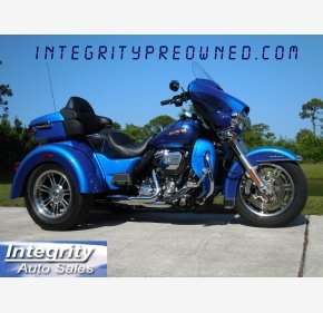 2017 Harley-Davidson Trike Tri Glide Ultra for sale 200730738