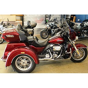2017 Harley-Davidson Trike Tri Glide Ultra for sale 200787727