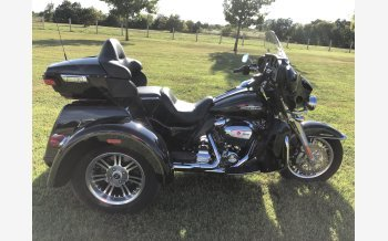 2017 Harley-Davidson Trike Tri Glide Ultra for sale 200804920