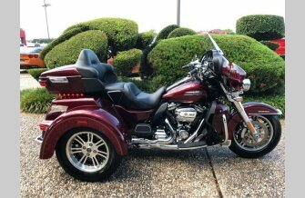 2017 Harley-Davidson Trike Tri Glide Ultra for sale 200807770