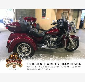 2017 Harley-Davidson Trike Tri Glide Ultra for sale 200972911