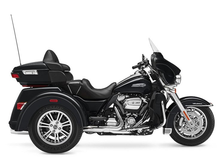 2017 Harley-Davidson Trike Tri Glide Ultra for sale 201065795