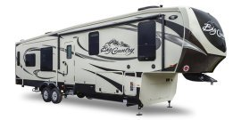 2017 Heartland Big Country BC 3950FB specifications
