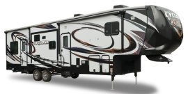 2017 Heartland Cyclone CY 4000 Elite specifications