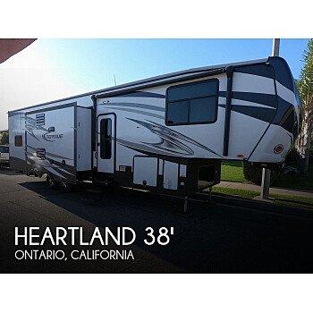 2017 Heartland Torque for sale 300197923