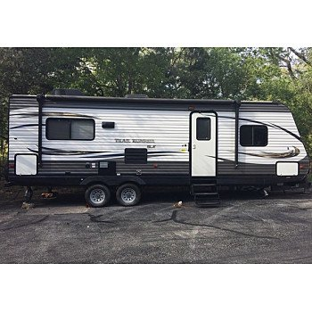 2017 Heartland Trail Runner for sale 300176000
