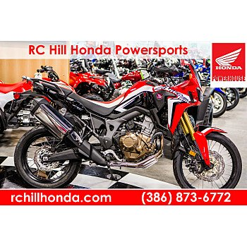 2017 Honda Africa Twin for sale 200643983
