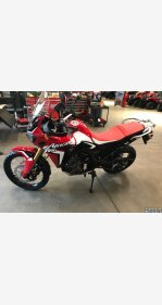 2017 Honda Africa Twin for sale 200501728