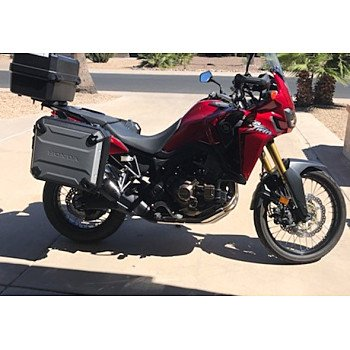 2017 Honda Africa Twin DCT for sale 200826982