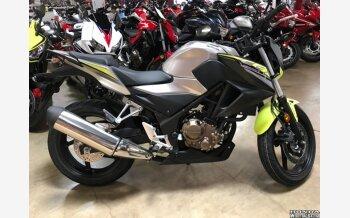 2017 Honda CB300F for sale 200501782