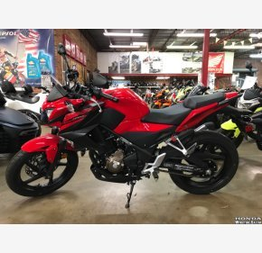 2017 Honda CB300F for sale 200501717