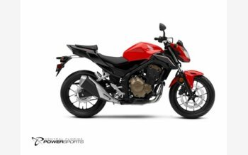 2017 Honda CB500F for sale 200433564