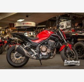 2017 Honda CB500F for sale 200582186