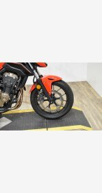 2017 Honda CB500F for sale 200668129