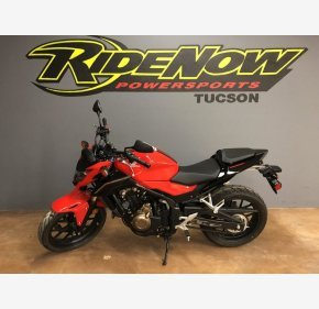 2017 Honda CB500F for sale 200697733
