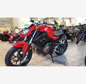 2017 Honda CB500F ABS for sale 200756736