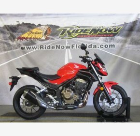 2017 Honda CB500F ABS for sale 200778310