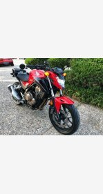 2017 Honda CB500F for sale 200800907