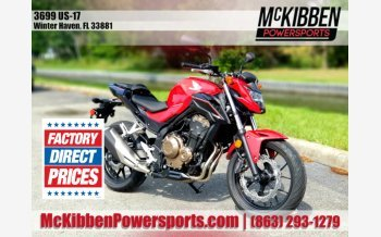 2017 Honda CB500F for sale 200898666