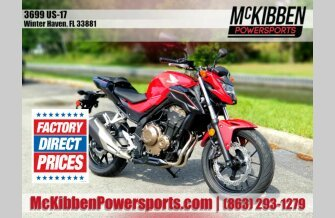 2017 Honda CB500F for sale 200898671