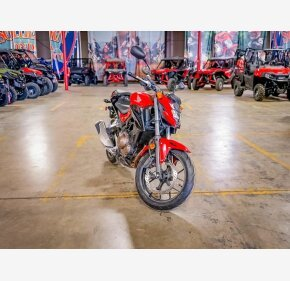 2017 Honda CB500F for sale 200907446