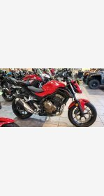 2017 Honda CB500F ABS for sale 200911539