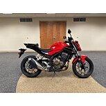 2017 Honda CB500F for sale 201100152