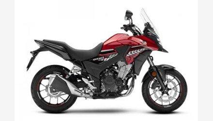 2017 Honda CB500X for sale 200915134